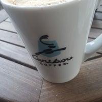 4/10/2018 tarihinde Ergün S.ziyaretçi tarafından Caribou Coffee'de çekilen fotoğraf