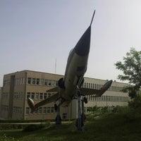 5/29/2013 tarihinde Armagan K.ziyaretçi tarafından Uçak ve Uzay Bilimleri Fakültesi'de çekilen fotoğraf