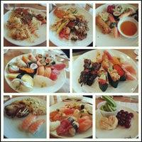 Photo taken at Nori Nori Japanese Buffet by Carissa G. on 1/12/2013