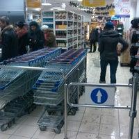 Photo taken at Виталюр by dasha k. on 12/24/2012
