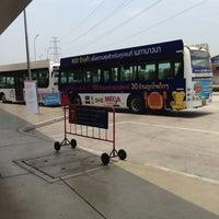 Photo taken at Megabangna Shuttle Bus Terminal by Dearz A. on 4/18/2013