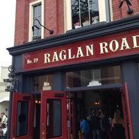 Photo taken at Raglan Road Irish Pub by Karl B. on 12/25/2012