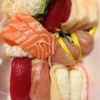 Photo taken at Yoki Japanese Restaurant and Sushi Bar by Ayse P. on 1/12/2013