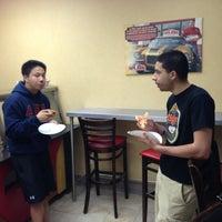 Photo taken at Papa John's Pizza by sammy m. on 9/26/2012