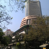 Photo taken at Bombay Stock Exchange (BSE) by Engel D. on 3/6/2013