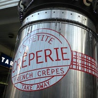 Photo taken at La Petite Crêperie by Manissa S. on 6/29/2013