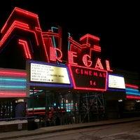 Photo taken at Regal Cinemas Severance Town Center 14 by Scott I. on 1/15/2013