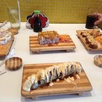 Photo taken at Ikura Sushi-Bar by Jorge J. on 7/18/2013