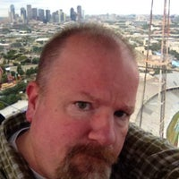 Photo taken at The Top o' Texas Tower by Doug B. on 10/19/2013