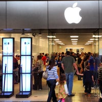 Photo taken at Apple NorthPark Center by Doug B. on 1/27/2013