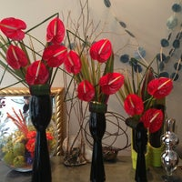 Photo taken at Franz James Floral Boutique by Marc S. on 1/12/2013