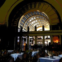 Photo taken at Cafe Phillips | Union Station West by Marc S. on 1/14/2016