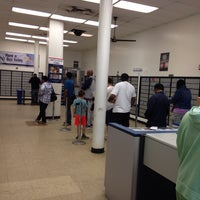 Photo taken at US Post Office - Morningside Station by Marc S. on 6/7/2014