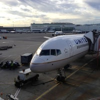 Photo taken at Gate 89 by Marc S. on 11/14/2012