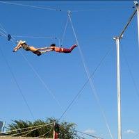 Photo taken at Skyline Trapeze by Mellissa on 9/1/2014