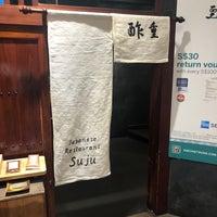 Das Foto wurde bei Suju Japanese Restaurant von Nokia_fun am 9/3/2018 aufgenommen