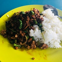 Photo taken at Cafeteria @ Aljunied Industrial Complex by Nokia_fun on 4/5/2018