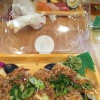 Photo taken at Sushi Sushi by Poh Len P. on 8/7/2015