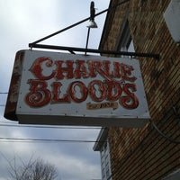 Photo taken at Charlie Bloods by John P. on 2/24/2013