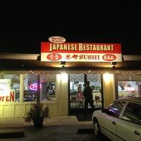 Photo taken at Kyoto Sushi Cafe by Sanghyun P. on 1/4/2013