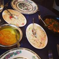 Photo taken at Muhib Indian Restaurant by Amanda C. on 3/26/2013