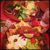 Photo taken at El Camion Mexican Grill by Amanda C. on 4/10/2013