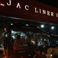 Photo taken at JAC Liner Inc. (Pasay Terminal) by Dan Edward Y. on 2/22/2013
