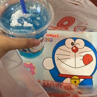 Photo taken at Mister Donut by Mooairz A. on 11/15/2015