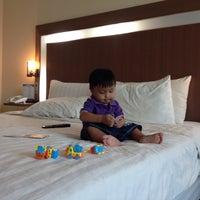 Photo taken at Novita Hotel by Teddy on 7/22/2015