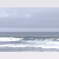 Photo taken at Pacific Ocean by Olya S. on 7/11/2014