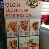 Photo taken at The Stikerz by Furkan A. on 12/20/2012