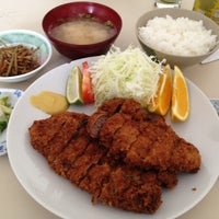 Photo taken at Ajissai Restaurante by Rafael T. on 7/5/2013