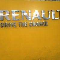 Photo taken at Renault Showroom by Hadeel S. on 8/20/2013