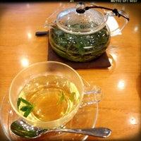 Photo taken at Afternoon Tea TEAROOM by Hiroka S. on 4/20/2013