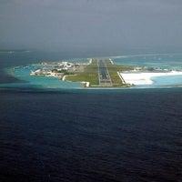 Photo taken at Velana International Airport (MLE) by Alexandr G. on 3/4/2013