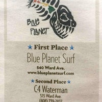 Photo taken at Blue Planet Surf - SUP HQ by Blue Planet Surf - SUP HQ on 6/22/2015