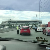 Photo taken at Slex Cabuyao Exit by Gra C. on 7/5/2013