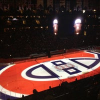 Photo taken at Bell Centre by Ying Y. on 3/7/2013