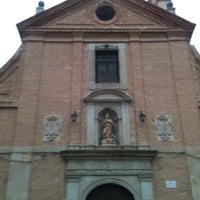Photo taken at Convento Carmelitas Descalzos by Fernando C. on 1/12/2014