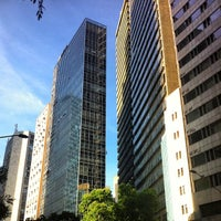 Photo taken at Avenida Rio Branco by Wilson M. on 2/15/2013
