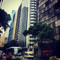 Photo taken at Avenida Rio Branco by Wilson M. on 2/7/2013