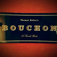 Photo taken at Bouchon Bistro by Todd M. on 2/24/2013