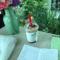 Photo taken at inthanin coffee (บางจาก) by Bank R. on 10/7/2014
