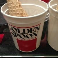 Photo taken at Golden Spoon by Michael C. on 1/11/2013