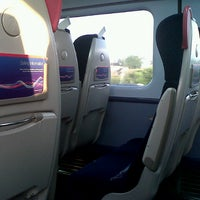 Photo taken at Swansea (SWA) to London Paddington (PAD) Train by Debs M. on 7/13/2013