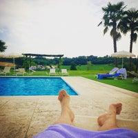 Foto scattata a Chervò Golf San Vigilio da Daniele il 6/13/2015