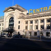 Photo taken at Pacific Central Station (XEA) by Faye Anne V. on 1/26/2013