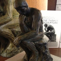 Photo taken at Rodin Museum by Cinthia F. on 12/24/2012