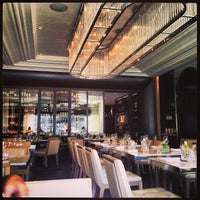 Photo taken at Hawksworth Restaurant by Foodimentary on 7/6/2013
