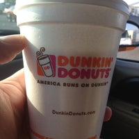 Photo taken at Dunkin Donuts by TC on 7/19/2013
